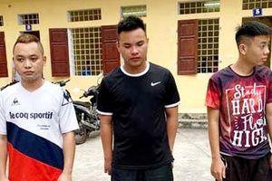 Thanh Hóa: Khởi tố nhóm đối tượng bịt mặt chém người đi mua bánh trung thu