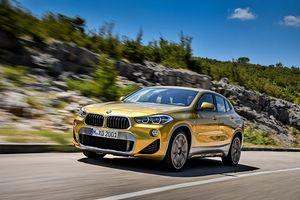30 phút với 'quý ông lịch lãm' BMW X2