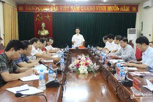 Cần xác định khâu đột phá cho nhiệm kỳ Đại hội Hội Nông dân tỉnh khóa IX