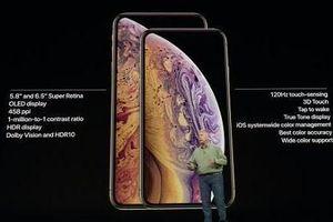 iPhone XS Max t hn 370.000 im Antutu