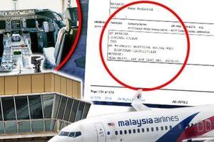 Tiết lộ thông điệp cuối cùng gửi tới chuyến bay MH370