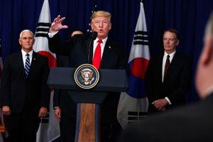 Tổng thống D.Trump: Nhà lãnh đạo của Venezuela dễ bị lật đổ