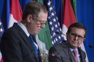 Mỹ, Mexico sẵn sàng ký NAFTA mới không có Canada