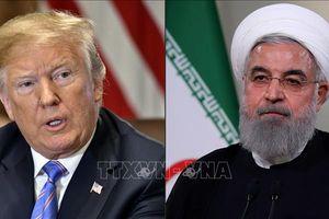 Iran chỉ trích Mỹ 'khủng bố kinh tế'