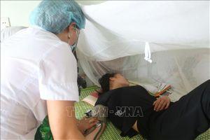 Còn 13 bệnh nhân sốt xuất huyết tại Diễn Châu, Nghệ An tiếp tục nằm viện