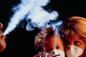 Hóa chất ướp xác có trong khói thuốc lá