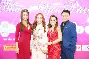 'Nữ Hoàng Doanh nhân Đất Việt 2018' tổ chức đêm dạ tiệc cảm ơn