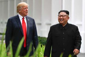 TT Trump ca ngợi Kim Jong-un nhưng vẫn giữ lệnh trừng phạt Triều Tiên