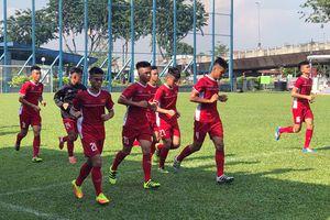 U16 Việt Nam nhận thêm tin dữ trước trận gặp Iran