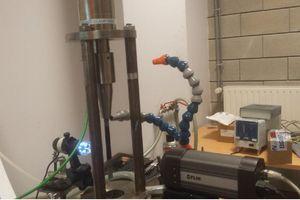 Nghiên cứu hiệu ứng nhiệt sinh ra trong quá trình vết nứt phát triển gây ra bởi hiện tượng mỏi
