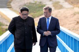 Tổng thống Hàn Quốc: 'Chủ tịch Kim Jong-un là một người trẻ tuổi nhưng đáng tin'