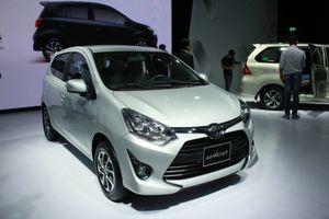 Giá lăn bánh Toyota Wigo, thấp nhất chưa tới 400 triệu đồng