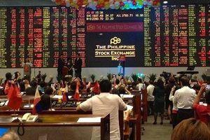 Philippines trở lại 'ngôi' thị trường chứng khoán tệ nhất châu Á