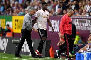 Thua xấu hổ ở Cup Liên đoàn, Mourinho trút giận lên Pogba