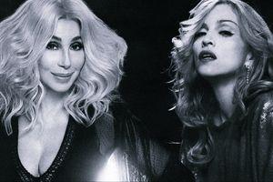 Fan ngơ ngác: Được hỏi thích kết hợp với ai, Cher vô tư đáp: 'Tôi không muốn hát với Madonna'