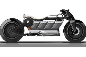 Curtiss Hera, 'nữ thần' xe máy điện với công nghệ đặc biệt nhất thế giới