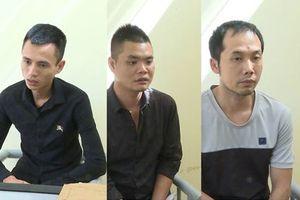 Khởi tố, bắt giam 3 đối tượng cướp tiệm vàng Sơn La