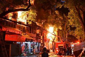 Cháy khu trọ gần Bệnh viện Nhi Trung ương: Khởi tố vụ án