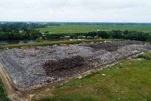 Thanh Hóa: Không chấp thuận mở rộng bãi rác Sầm Sơn