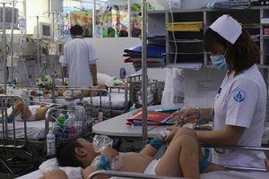 TPHCM: Dịch tay chân miệng tăng đột biến, nhiều ca diễn biến nặng