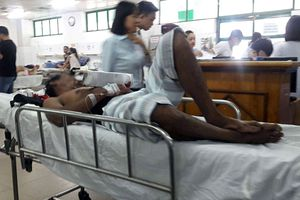 Đà Nẵng: Tranh giành đất mộ phần, hai gia đình đuổi chém nhau kinh hoàng