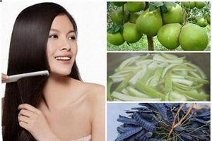 5 cách nhuộm tóc bạc đen trở lại bằng nguyên liệu tự nhiên