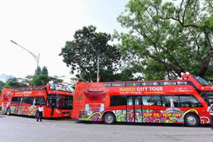Hà Nội: Buýt 2 tầng sắp có thêm tuyến