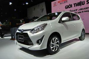 Giá lăn bánh Toyota Wigo tại Việt Nam là bao nhiêu?
