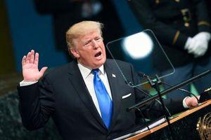 Ông Trump: 'Các quả tên lửa và rocket không còn bay tứ tung nữa'