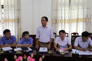 Không đồng ý chủ trương thí điểm 2 tuyến xe buýt sử dụng xe 4 bánh chạy bằng năng lượng điện trên địa bàn TP Sầm Sơn