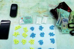 Bắt vụ vận chuyển ma túy lớn nhất từ trước đến nay tại Bình Thuận