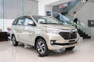 Xem kỹ Toyota Avanza - đối thủ mới của Suzuki Ertiga tại VN