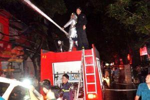 Hà Nội: Khởi tố điều tra vụ cháy khiến 2 người tử vong ở Đê La Thành