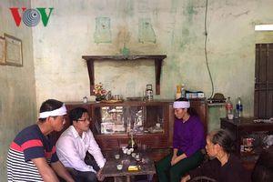 Vụ 2 nạn nhân chết cháy ở Đê La thành: Nỗi đau khôn xiết của người ở lại