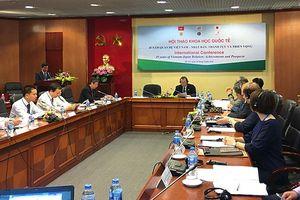 45 năm quan hệ Việt Nam - Nhật Bản: Thành tựu và triển vọng