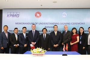 ICAEW và KPMG gia tăng cơ hội việc làm cho sinh viên Việt Nam