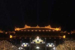Đầu tư hơn 27 tỷ đồng thắp sáng Hoàng Thành Huế