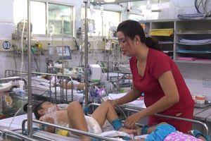 Bé trai 2 tuổi ở miền Tây tử vong vì mắc bệnh tay chân miệng