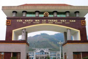 BQL cửa khẩu Ma Lù Thàng báo cáo thiếu 1.823 container hàng tạm nhập tái xuất