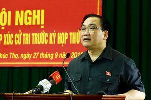 Bí thư Hà Nội: Tăng giải pháp để cán bộ không dám tham nhũng