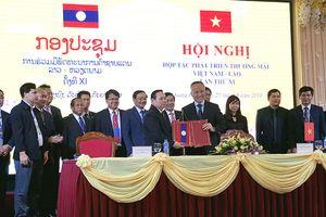 Hội nghị hợp tác phát triển thương mại Việt Nam – Lào
