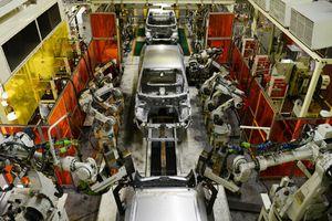 Né thuế ô tô, Nhật đồng ý đàm phán 'Hiệp định thương mại hàng hóa' với Mỹ