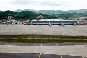 Phi trường Vân Đồn 7.500 tỉ đồng chuẩn bị khai thác các chuyến bay thương mại