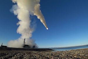 Lần đầu Nga thử thành công P-800 Onyx tại Bắc Cực