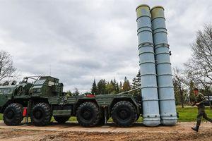 Cách điều khiển bất ngờ để S-300 phong tỏa trời Syria