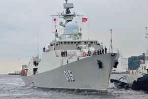 Nhật cử chiến hạm hạng nặng đón tàu Trần Hưng Đạo