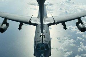 Mỹ lại điều B-52 tuần tra Biển Đông, bất chấp căng thẳng TQ