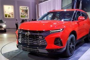Chevrolet Blazer 2019, crossover mới giá từ 30.000 USD