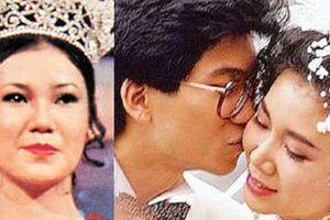 Hoa hậu Hồng Kông đầu tiên khổ vì cưới 3 lần, gặp kẻ vũ phu, nghiện ngập