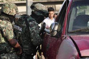 Sốc: Mexico bắt toàn bộ cảnh sát một thành phố